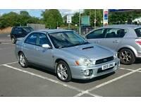 Subaru Impreza WRX - New Clutch - Stock