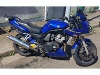 Yamaha Fazer 600, good conditon for age, 2 owners, MOT until November 2018.