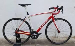 Trek Domane 5.2. M/L. Ultegra Compact 10s. Bontrager Wheels. Dulwich Hill Marrickville Area Preview