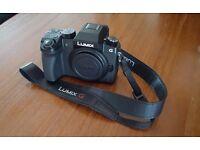 Panasonic Lumix DMC G7 MFT Digital Camera (Body Only)