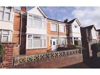 Lovely family home for rent in Heavitree, Exeter. **SORRY NOW RESERVED**
