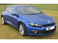VW Scirocco 2011, GT TDI Bluemotion, DSG Automatic / Auto , 49000miles, clean tidy and loved.