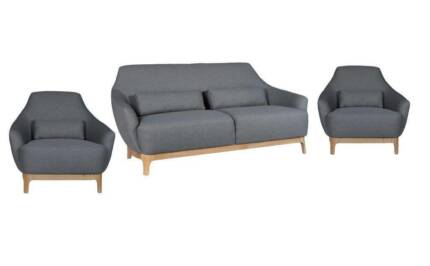 Lounge Suite Accessories Retro Modern Lounge Suite Set