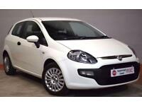 FIAT PUNTO EVO 1.2 ACTIVE 3 Door - Low Insurance (white) 2011