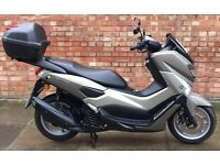 Yamaha Namx 125 (16 REG), One Owner from new, only 387 Miles!