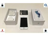 iPhone 6S's For Sale as New Unlocked Boxed with Warranty, All Accessories, Tempered Glass & Cover