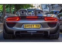 TRY OFFER NUMBER PLATE SALE THE GHOST GHO5T TH ​ BARGAIN INVESTMENT PHANTOM GHOST RR ROLLS ROYCE​