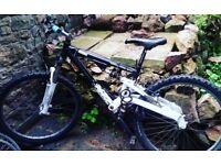 Diamondback outlook fs mt bike