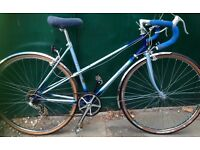 VERY NICE 51 cm Raleigh Wisp classic bicycle ladies touring city road BIKE cycle