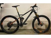 Cube Stereo 140 HPC TM 27.5 Mountain Bike