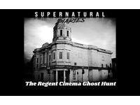 Regent Cinema Blackpool - Ghost Hunt - Paranormal Investigation