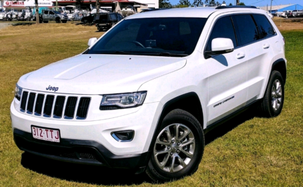 2014 Jeep Grand Cherokee, 4x2 *Warranty to 2020 North Lakes Pine Rivers Area Preview