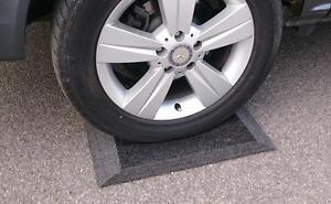 Reifenschoner Reifenschutz Reifenbett PE Hartschaum VE 4 Stück