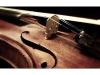 Qualified Professional Tutor - Violin & Music Theory classes