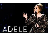 Adele tickets swap