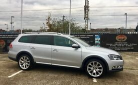 VW Passat Alltrack Tdi Bluemotion DSG, 2013, NEW CAM BELT &MOT, Full Service History, HIGH SPEC