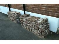 Free Garden Paving Bricks - Collection Only