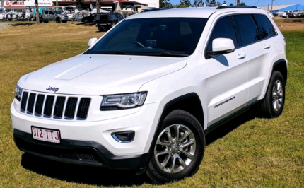 2014 Jeep Grand Cherokee MY14, 4x2 *Warranty to 2020