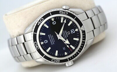 Omega Seamaster Planet Ocean 46mm Automatic Chronometer Watch 2200.50