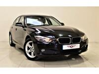 BMW 3 SERIES 2.0 318D SE 4d 141 BHP + 1 PREV OWNER + SERVICE H (black) 2013