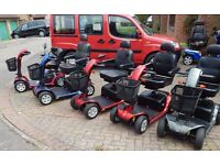 R & E mobility SALES SERVICE AND REPAIR re con scooters from £199.00