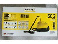 Kärcher SC2 EasyFix Steam Cleaner Yellow