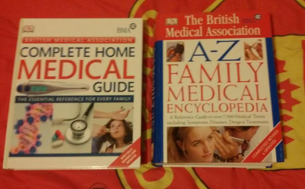 BMA booksin Luton, BedfordshireGumtree - £10 each or £17.50 for both. They are in great condition. Cash on collection please