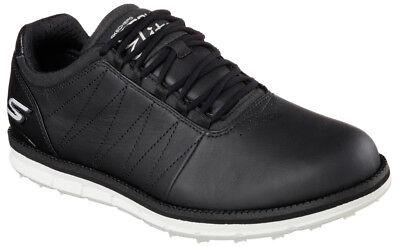 Skechers Go Golf Elite Golf Shoes Black/White 8 Medium