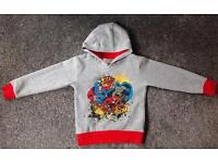 Bundle of 5 boys jumpers / hoodies -approx age 5