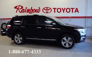 2012 Toyota Highlander V6 Limited (A5)