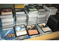 Thousand of MTG cards plus 300+ shields