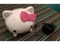 Hello Kitty Speaker (for use with iPod)