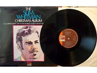 6 VINYL LPs, SLIM WHITMAN