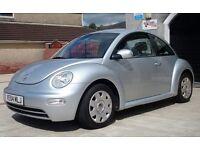 VW BEETLE 1.6 2004 LOW MILEAGE