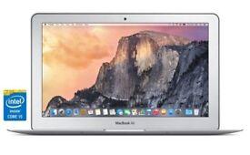 Apple MacBook Air 11.6'' A1465 OS- High Sierra X (intel i5-4GB-128GB SSD)