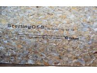 Sterling OSB Structural Board Norbord 1 Sheet 22 x 2400 x 1220