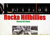 RockaHillbillies LIVE at Winchburgh Bowling Club £5 ticket