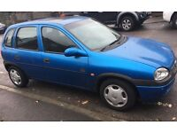 Vauxhall Corsa 1.4 - New Mot 1/02/18 New head gasket, cam plus more