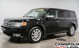 2012 Ford Flex LIMITED*AWD/CUIR/MAGS/7PLACES
