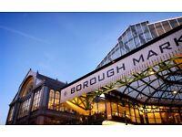 Receptionist ROAST Borough Market Jobs