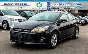 2013 Ford Focus SE, HTD SEATS, REMOTE START, PWR WINDOWS, A/C