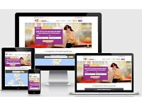 Web-Designer - Get a Premium-Website For Your Business - Easy-To-Manage and Ready With-In-2weeks