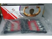 EXERCISE CHEST ARM SPRING PULL EXPANDER
