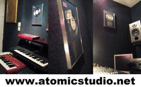 Musician Engineer Producer signed Major Label & own Recording Studio API Protools HDX