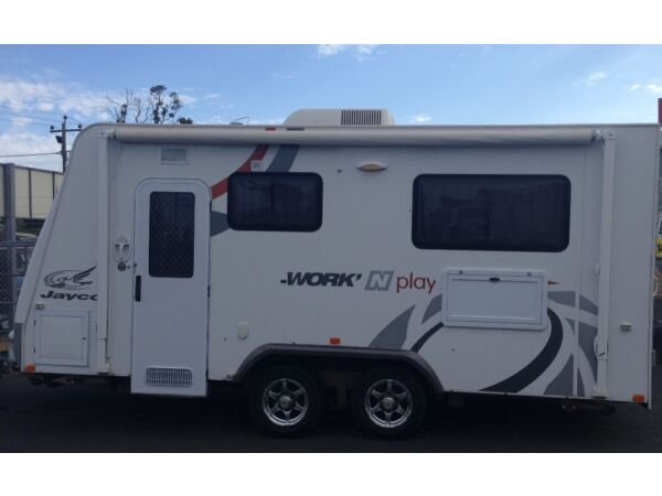 Jayco Work And Play Price Jayco Work n Play With Shower