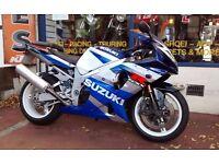 Suzuki GSXR 1000cc Motorcycle Yr 2002 New MOT & 3 Months free Warranty