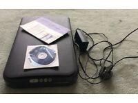 Epson 1250 Scanner