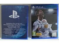 PS4 Fifa 18 *Brand new and sealed*