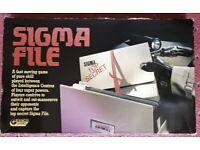 Retro Spy Game Sigma File