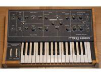 Moog Prodigy Vintage Synth (1980s Original)